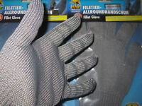 Thermo Outdoor Anglerhandschuhe Angeln DAM Neopren Schlitz Handschuhe Amara