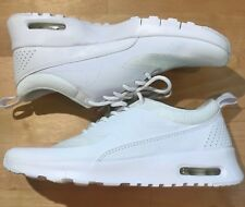 NEW NIKE AIR MAX THEA YOUTH 3.5Y RUNNING ATHLETIC SHOES SNEAKERS 814444-100