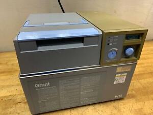 Grant Model W14 Heated Circulating Water Bath, Temp 0-150 Deg.