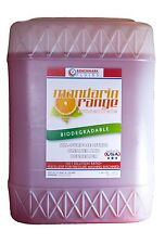 BENCHMARK FLUIDS MANDARIN ORANGE Concentrate Cleaner/ Degreaser   5 gal. tote