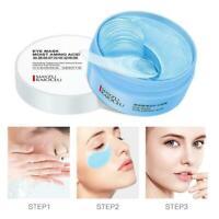 60pcs Seaweed Collagen Eye Mask Under Eye Patch Wrinkle Eye Soothing Bags R3T2