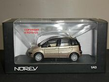 NOREV 783073 LANCIA MUSA LIGHT GOLD DIECAST MODEL CAR
