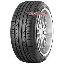 KIT 4 PZ PNEUMATICI GOMME CONTINENTAL CONTISPORTCONTACT 5 XL FR 215/45R17 91W  T