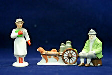 Alpine Villagers The Heritage Collection Department 56 Set of 3 6542-0 w/box