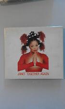 JACKSON JANET - JANET TOGETHER AGAIN  - 6 TRACKS  DIGIPACK CD