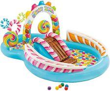 Piscina inflable Intex Playcenter Candy zona de baño diversión 295 x 191 x 130 cm B-Ware