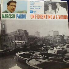 NARCISCO PARIGI UN FIORENTINO A LIVORNO  1958 IMPORT  VERY RARE