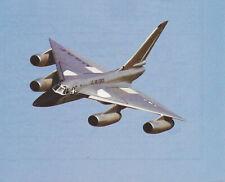 1/17 Scale Convair B-58 Hustler EDF Plans Templates