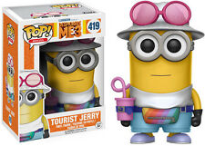 Despicable Me 3 - Tourist Jerry Funko Pop! Movies: Toy