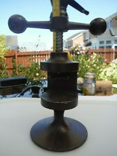 Vintage Metal (Iron?) Nutcracker T Bar Screw Twist Brown