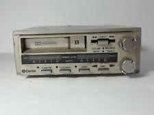 Clarion PE-869A Cassette Car Stereo Hi-Fi Kassetten Auto spieler untested