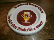 Whitbread Breweriana Ashtrays