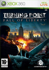 Turning Point: Fall Of Liberty (Xbox 360) Microsoft Xbox 360 PAL Brand New