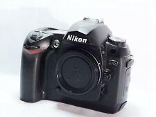 Nikon D70S 6.1 MP Digital SLR Camera - Black (Body only)+BATTERY+CHARGER