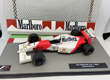 F1 Car Collection 🇧🇷 Ayrton Senna Full MARLBORO McLaren MP4/8 1993 Superb