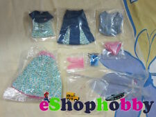 New Old Stock Original Takara Neo Blythe Outfit ( 2 Top + 2 Skirt + Accessory )