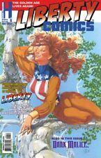 Liberty Comics #6 (NM) Liberty Girl, Giant, Doctor Arcane