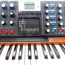 """Moog Voyager series soundset """"Voyages"""" (download)"""