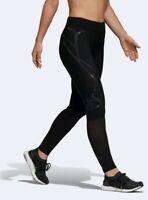 Adidas Women's Running Adizero Sprintweb Tights Fitness Yoga Gym size Small