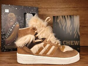 adidas Rivalry Hi Star Wars Chewbacca FX9290 Men High Top Sneaker Mens Size 11