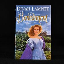 1994 Banishment by Dinah Lampitt First Edition Signed Dustwrapper