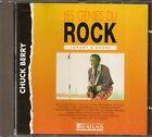 MUSIQUE CD LES GENIES DU ROCK EDITIONS ATLAS - CHUCK BERRY N°1