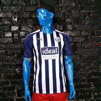 West Bromwich Albion Jersey Home shirt 2019 - 2020 Puma Trikot Mens Size L