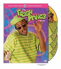 The Fresh Prince of Bel-Air ~ Complete Third Season 3 Three ~ NEW 4-DISC DVD SET
