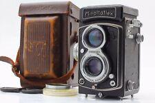 【 EXC+4 】Minoltaflex III 6X6 TLR Camera Chiyoko Rokkor 75mm f3.5 From JAPAN #518