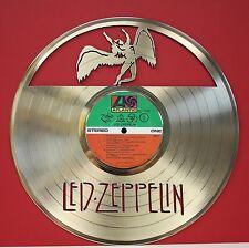 "Led Zeppelin ""Stairway to Heaven"" Laser Cut Lp Record Ltd Edition Wall Art"