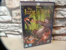 DISNEY CLASSICS : THE JUNGLE BOOK DVD - FAST/FREE POSTING.
