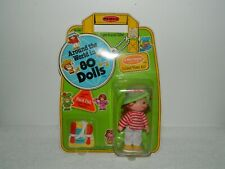 1982 Remco A Mel Appel Around the World in 80 Dolls Italy Doll Nip #990