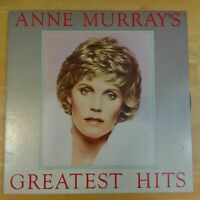 "Anne Murray's Greatest Hits 12"" Vinyl Record LP"