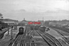 PHOTO  BROMLEY NORTH RAILWAY STATION KENT 1961 SE&CR TERMINUS OF BRANCH FROM GRO