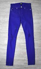 NEW Hudson Nico Mid-rise Super Skinny Women's Jean Jeans Size 25