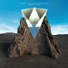 Giraffe Tongue Orchestra - Broken Lines [New Vinyl] Gatefold LP Jacket