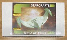 Star Trek Enterprise : Romulan Bird Of Prey 1400 Scale Model Kit Sealed
