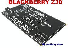 BATTERIA DA 2800MAH PER BLACKBERRY RIM Z30 LTE STA100-1/2/3/4 SOSTITUTIVA