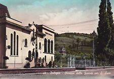 BOLOGNA - Stazione della Funivia per S.Luca 1958