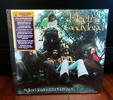 Jimi Hendrix Electric Ladyland 50th Anniversary Deluxe 3CD/1 Blu-ray Set Sealed
