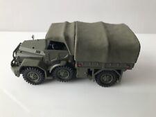 1/48 Scale White Metal Model   DAF YA 126 Small Cargo Truck
