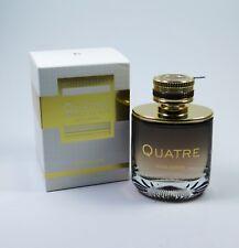 Boucheron Quatre Absolu De Nuit pour Femme 100ml Eau Parfum Spray Neuf / Scellé