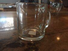 Clear Glass Tea/coffee Mug
