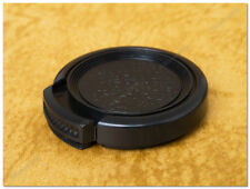 Clear Lens Cap 25mm Snap-On DC DV CCTV Pentax Cosmicar