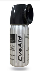 EveAid Self Defence Anti Attack Spray  Triple Action  100% UK Legal