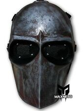 MAXNETO MASK ARMY OF TWO PAINTBALL AIRSOFT HALLOWEEN HELMET FULL FACE DEATH RACE