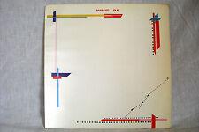 BAND AID /DUE 1981 ITALIAN RECORDS lp