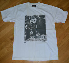 RaRe *1997 BIGGIE & PUFF DADDY* vtg hip-hop concert t-shirt (L) Notorious B.I.G