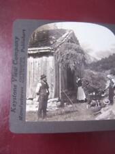 Stereo View Stereo Card - Norway