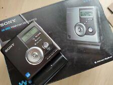 SONY MZ-NH900 / HiMD 1GB / Walkman Minidisc / 5x MD / USB / opt. Kabel 👍